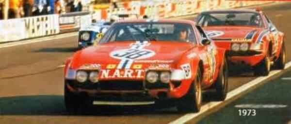 Le Mans 1973