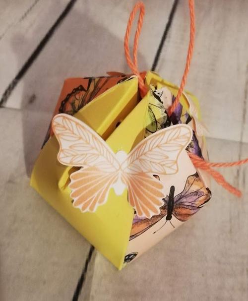 atelier chez Ganaël : les cadeaux....