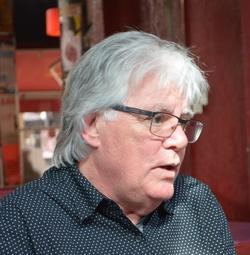 Richard Sainte-Marie, un auteur québécois visite notre club de lecture.