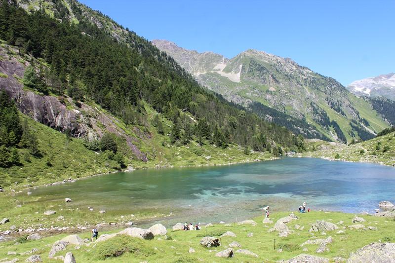 Le lac de Suyen