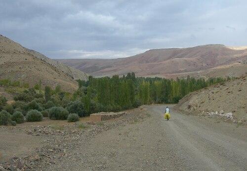 Direction Sud Est et Konya