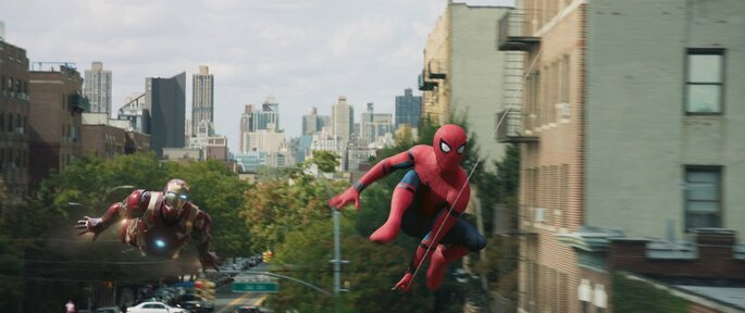 [Ciné] Spider-Man : Homecoming