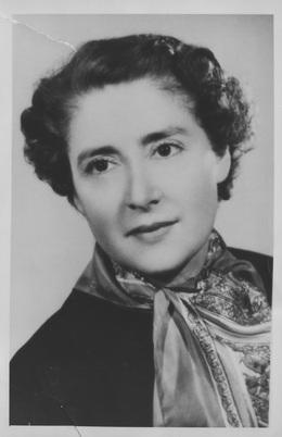 Rina Lasnier (1910-1997)