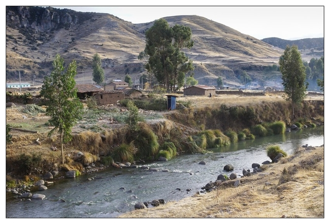 """Route """" Ayacucho - Huancavelica"""""""