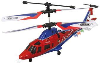 Hélicoptères JAMARA - Pilote