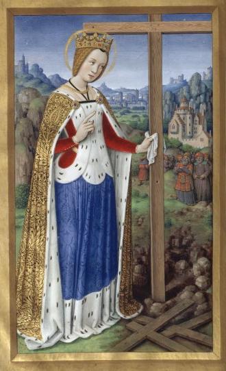 Sainte Hélène. Impératrice byzantine († 329)