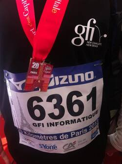 20 kms de Paris