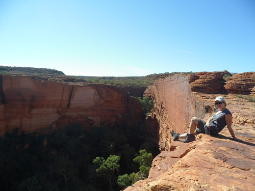Dans l'Outback Jour 3 : King's Canyon