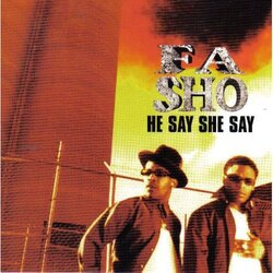 FA SHO - FA SHO (Promo Unreleased 1998)