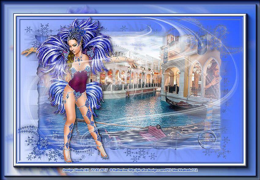 Tutoriel n°3 :Joie du carnaval