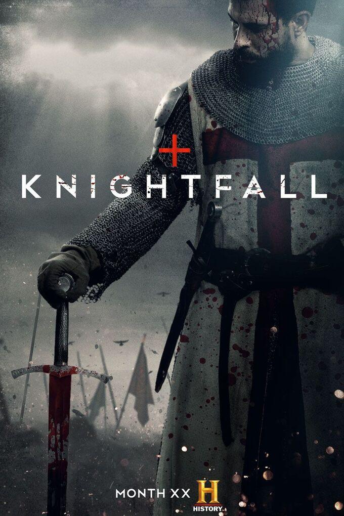 KNIGHTFALL - SAISON 2