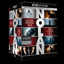 NOLAN : Découvrez les chefs-d'œuvre de NOLAN pour la première fois en 4K !