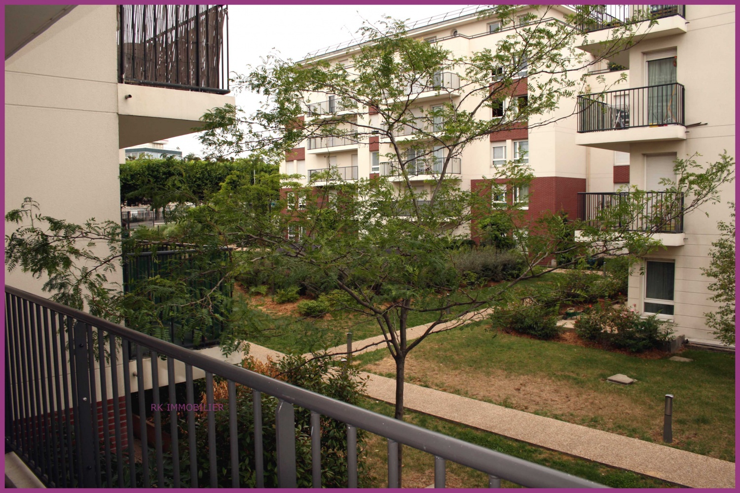 Vendu appartement f3 aubervilliers rk immobilier for Immobilier f3