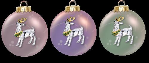 Boules de Noel 4
