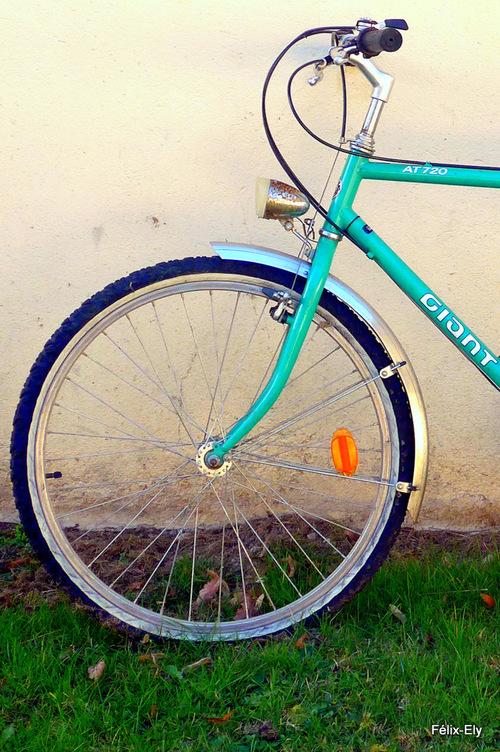 Le vélo ...