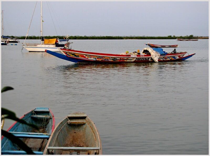 Sénégal la Casamance