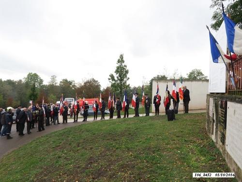 Ronchamp : 72ème anniversaire de la libération de la colline - 1er et 2 octobre 1944