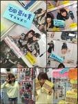 Ayumi Ishida rikako sasaki talk event au Hello! Project Shop