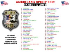 AMERICAN'S SPIRIT