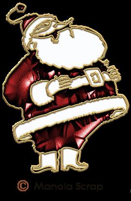 Pères Noël 7