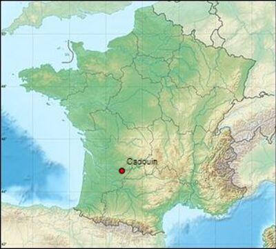 Cadouin (24) / Une abbaye médiévale