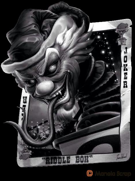 Joker page 4