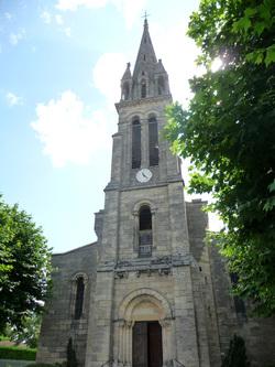 Paris - Roncevaux - Saugnac et Muret (28 km)