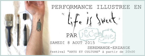 PERFORMANCE ILLUSTREE - seremange-erzange samedi 8 aout