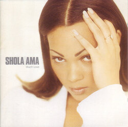 Shola Ama - Much Love - Complete CD