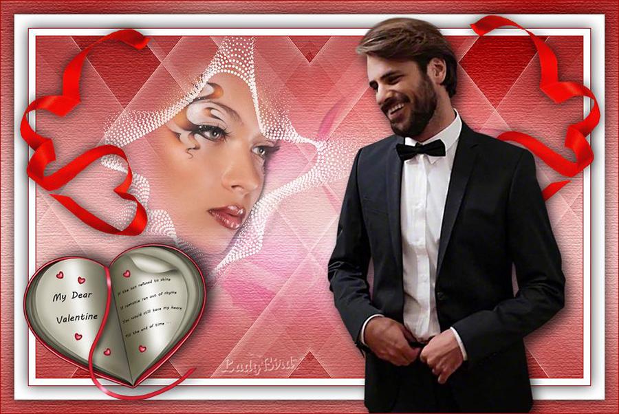 Vos versions My Dear Valentine