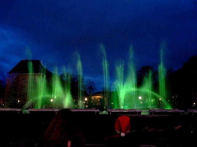 Metz les fontaines Symphoniques 16 Marc de Metz 26 12 2012