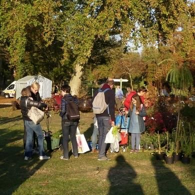Journées des Plantes de Chantilly : retour sur édition d'automne 2018...