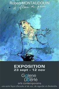 Exposition : Robert Montaudouin
