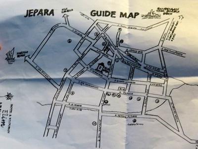 22 Juillet 2014 - Jepara... et retour sur Semarang... ville de fadas !