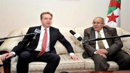 Le ministre norvégien des Affaires étrangères en visite de travail en Algérie