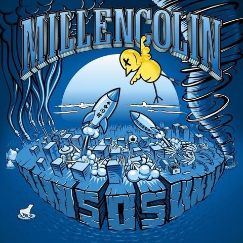 "MILLENCOLIN - ""Sour Days"" Clip"