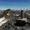 Du sommet du Vértice de Anayet (2559 m), Ossau, pico de Anayet et Balaïtous