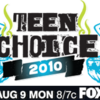teen choice award 2010
