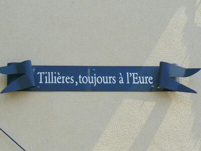 Le circuit de Tillières