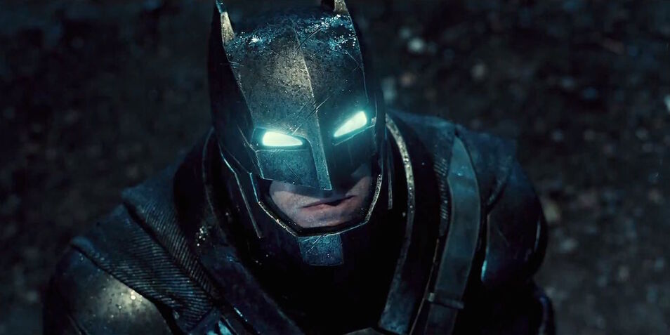 BATMAN vs SUPERMAN : L'AUBE DE LA JUSTICE