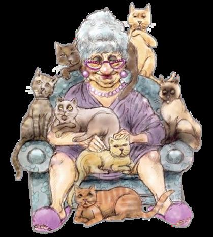 Drôles de Mamies Série 6