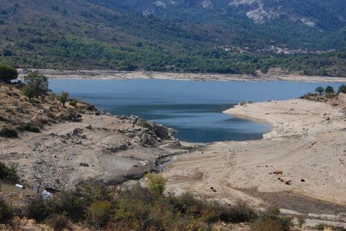 Le lac de Calacuccia