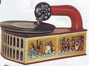 Vieux phono