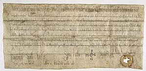 Hugues Capet 988 charte Maisons Alfort