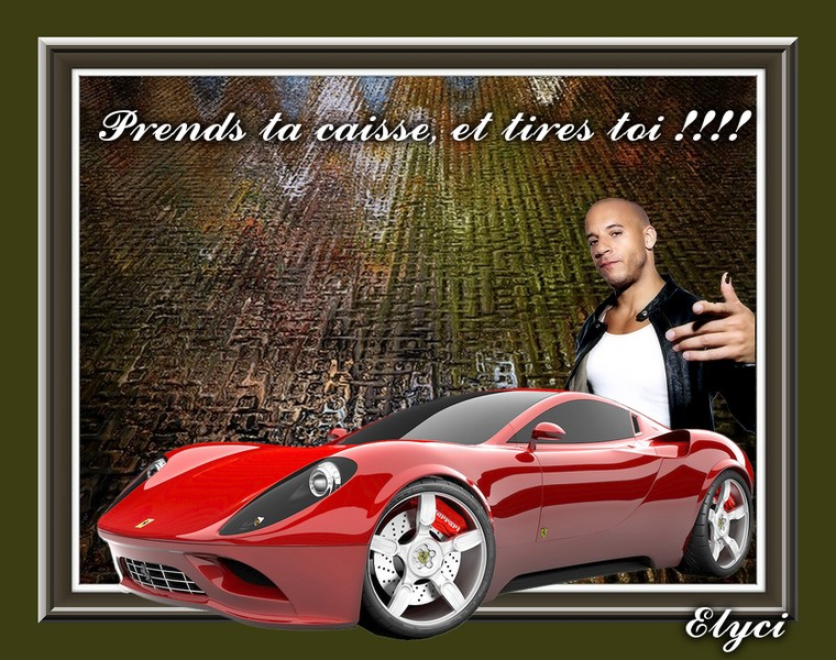 Prends ta caisse !!!!