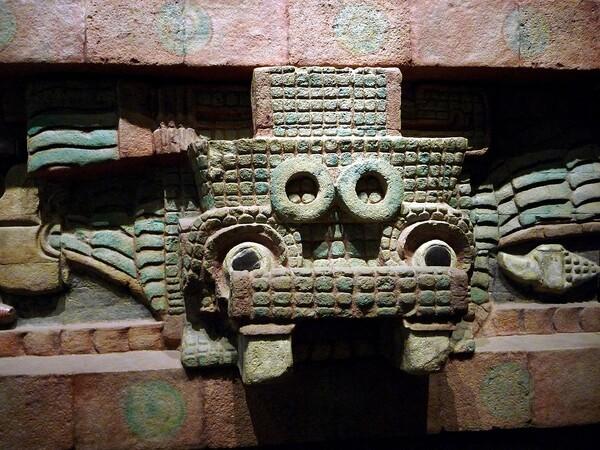 Mexico Musée Thlaloc