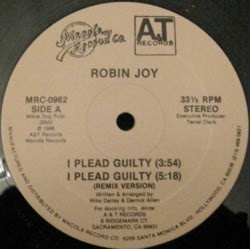 Robin Joy - I Plead Guilty