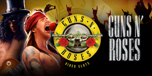 Guns N' Roses Legendary Slot from NetEnt