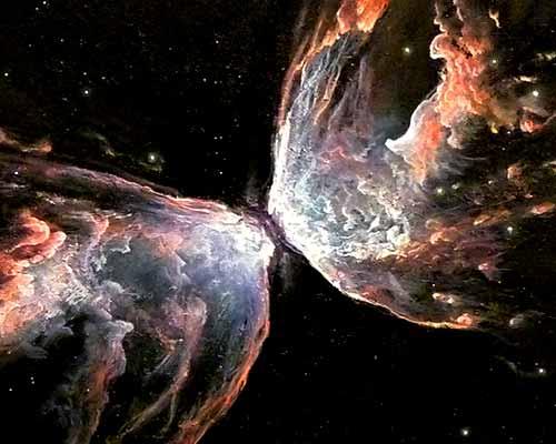 Le papillon des étoiles: Voyage astral