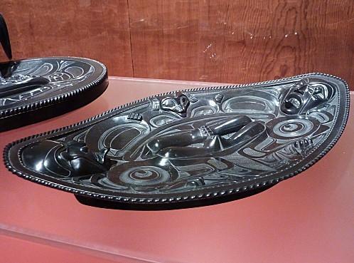 Ottawa Musée Civilisations argilite 2